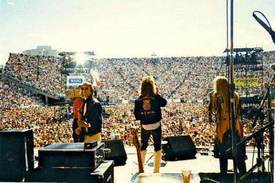 1988 - FARM AID II, Lincoln, NE, Cornhusker Stadium