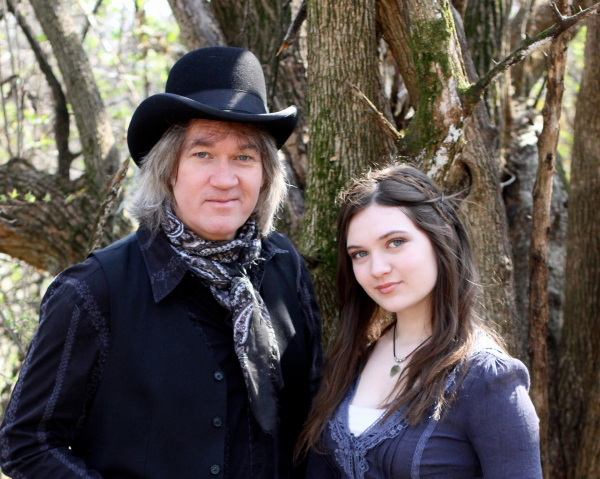Chris Golden and daughter Elizabeth