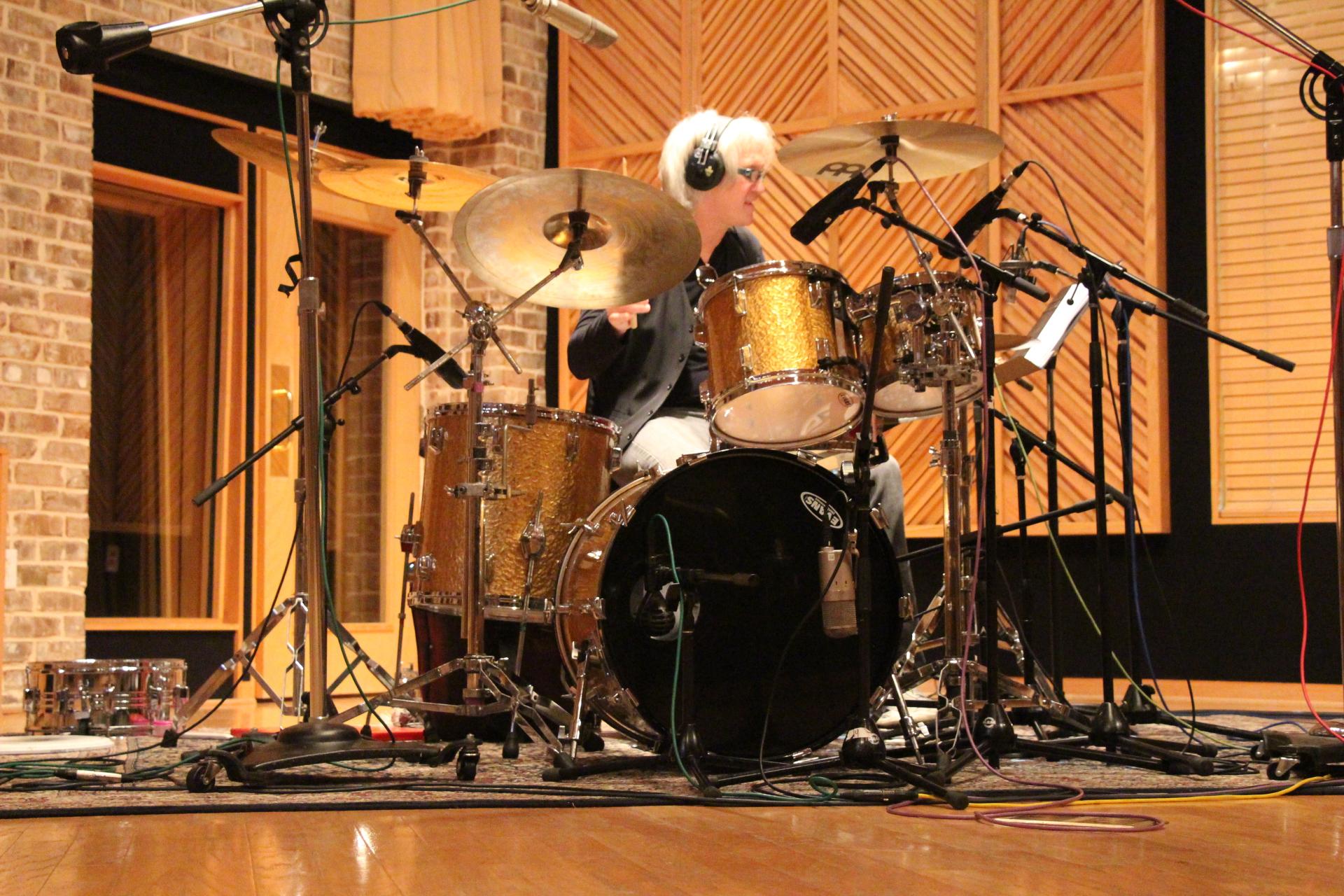 Drum Tracking ...
