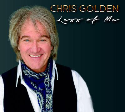 Chris Golden, Less of Me, new album, CD, Oak Ridge Boys, gospel singer,