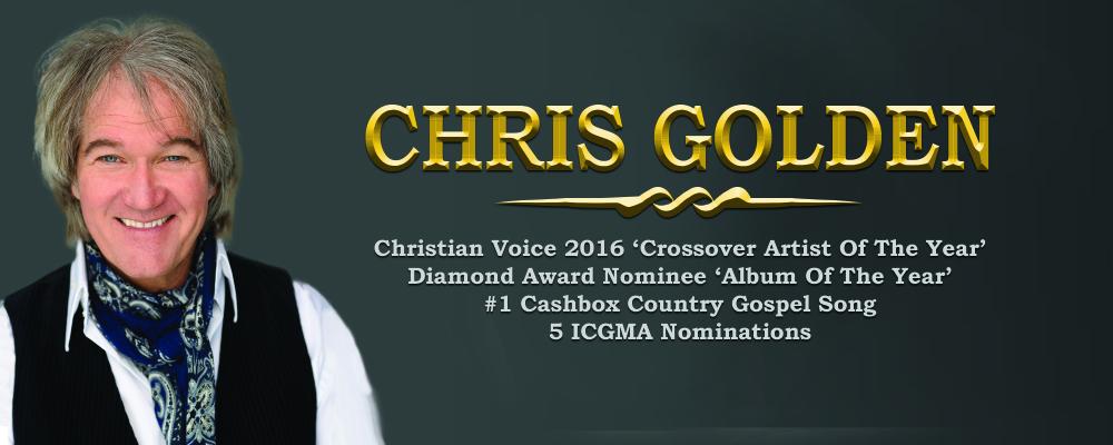 Chris Golden, Oak Ridge Boys, William Lee Golden, musician, entertainer, singer