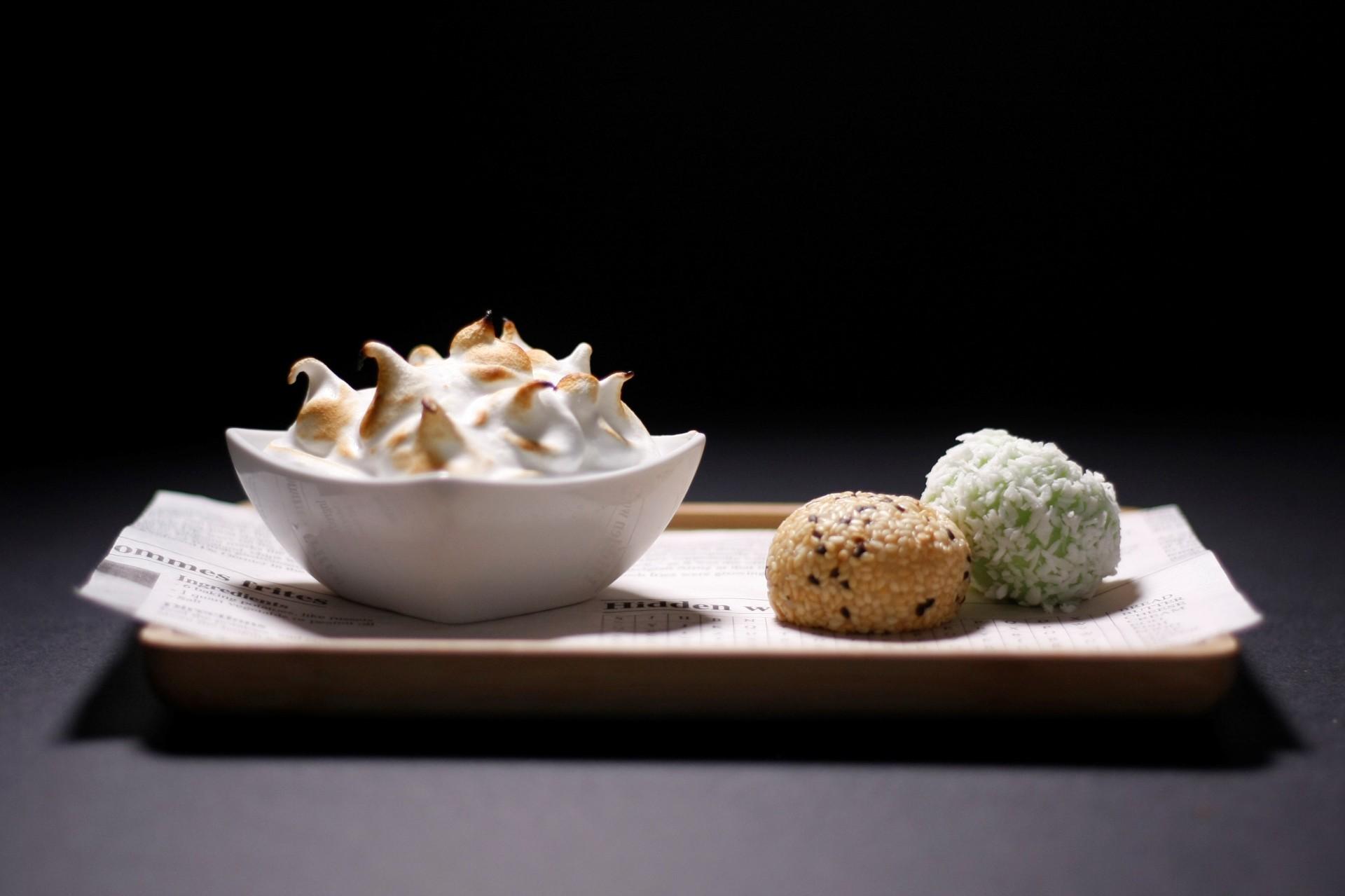 Indonesia Dessert Tasting