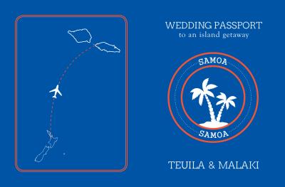 Samoa Passport