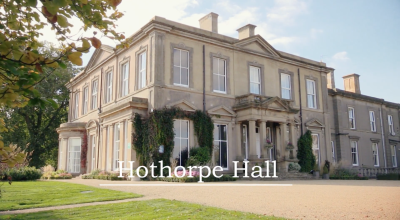 Leicestershire Wedding Venue Promotional Video