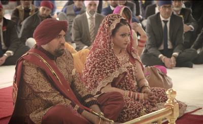 Sikh Wedding in Birmingham