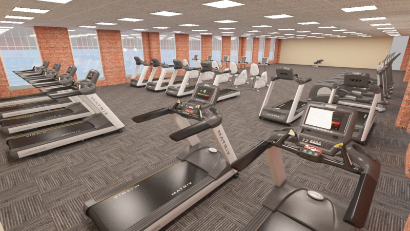 client health club picture