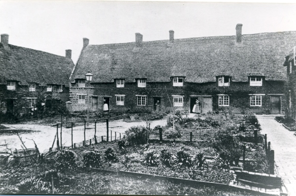 East side of Mackworth Green, 1912