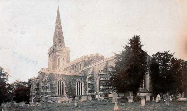 Finedon Parish Church