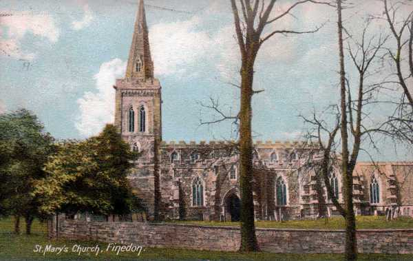Finedon Church