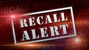 Recall on Infant and Children's Advil