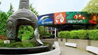 Vancouver Aquarium at Stanley Park Vancouver