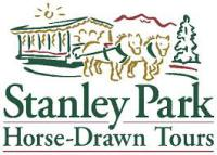 Horse Drawn Tours in Stanley Park BC Canada