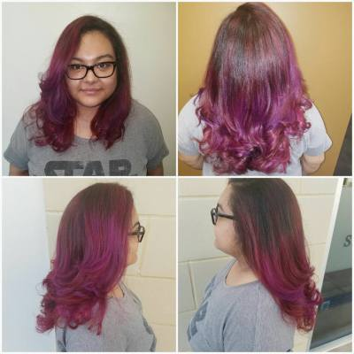BALAYAGE ultra-personalized coloring method