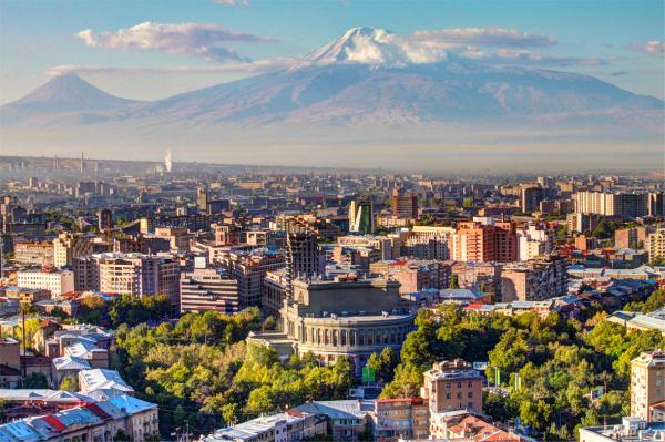 Երևանը կմիանա «Սիրո քաղաքներ» շարքին