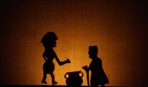 Ստվերների թատրոն
