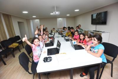 Հայաստանի մանուկներ հիմնադրամը Տավուշի մարզում  բացեց  ՍՄԱՐԹ ապահով սենյակներ