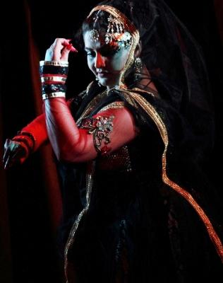 #764 - KATHAK DANCER