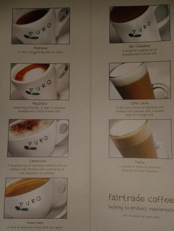 coffee still cafe Glenlivet bike trails coffee menu