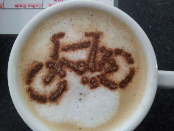 coffee still cafe Glenlivet bike trails