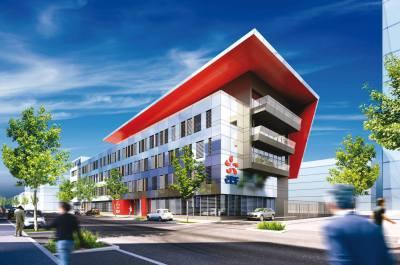 Bureaux EDF | Reims