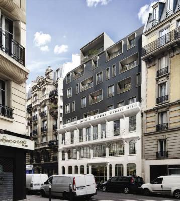 Rue Championnet | Paris 18