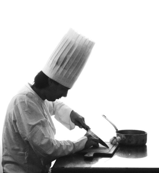 Bonjour Chef Didier,  How old is too old?
