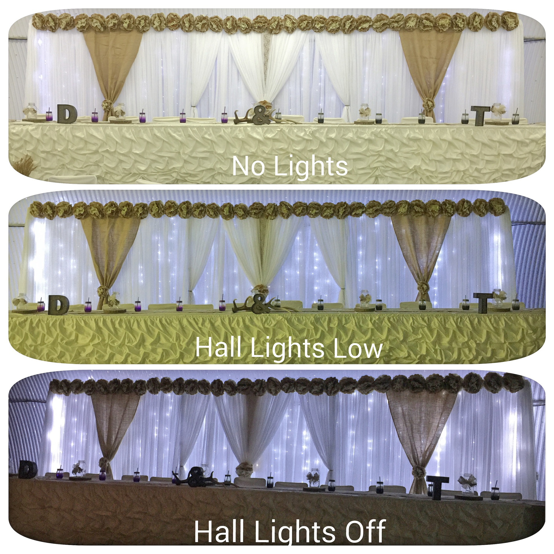 Shades of lights