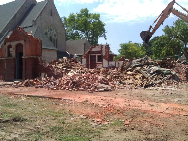 Manor Demolition