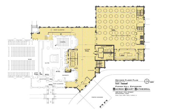 Revised Floor Plan