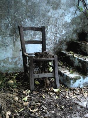 Despre scaun - Mircea Ivanescu