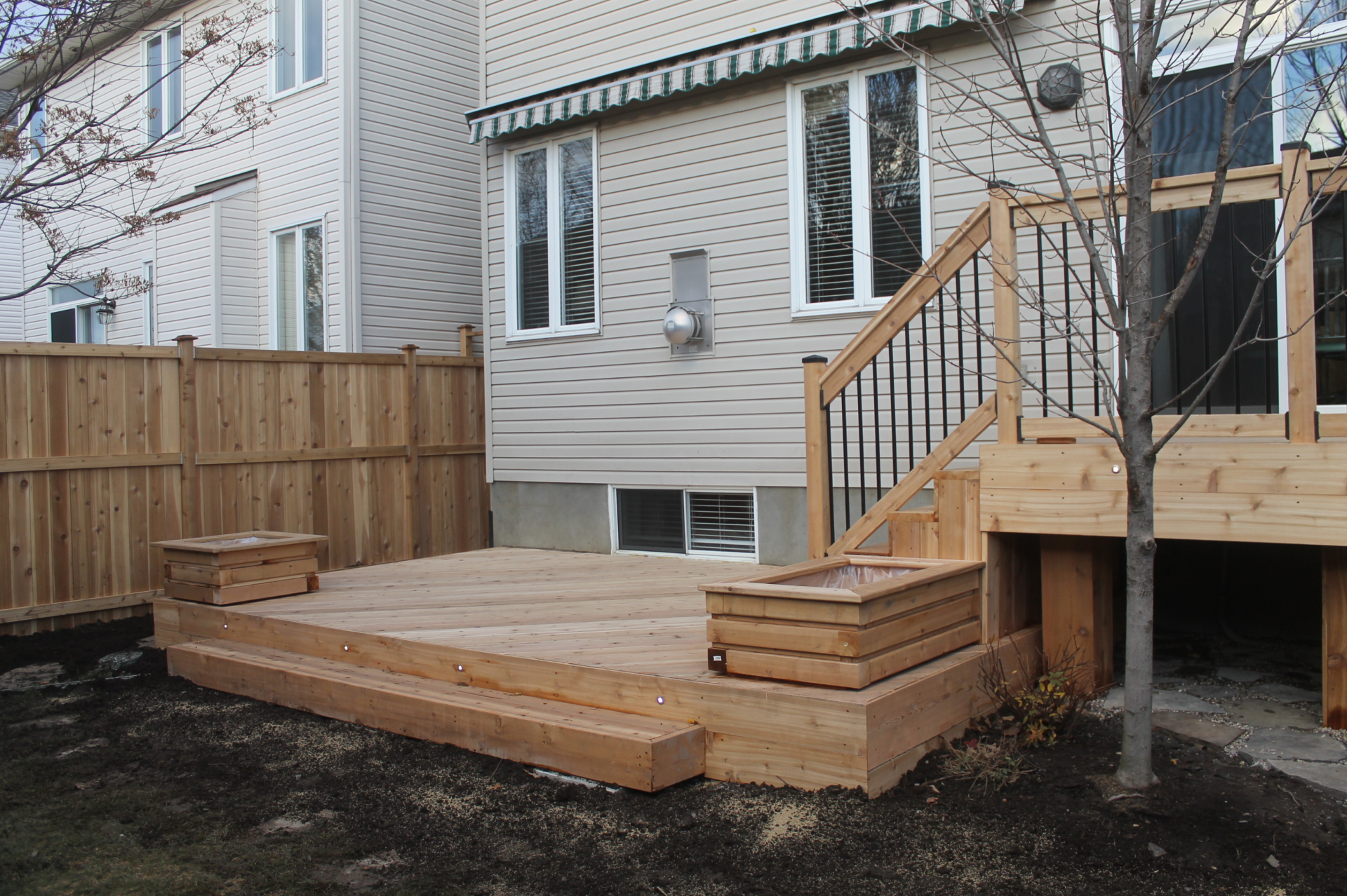 Deck/Cedar Deck/Multilevel