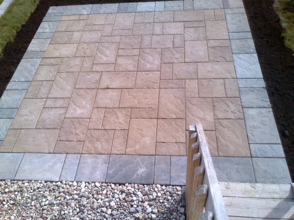 Interlock Patio