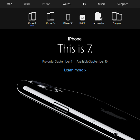 Apple iPhone 7 Launched