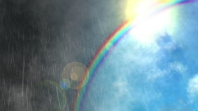 The Storm Before the Rainbow