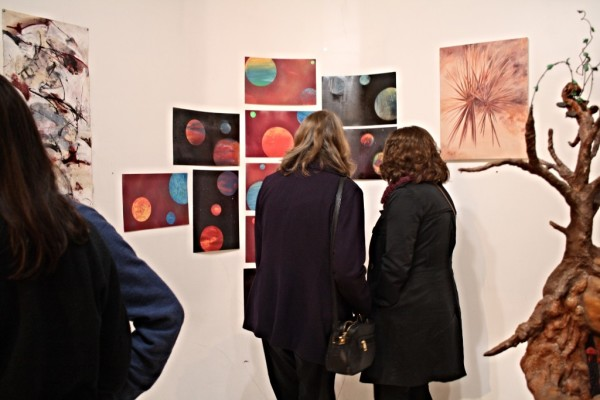 Art Talk around the work of Nick Diaz