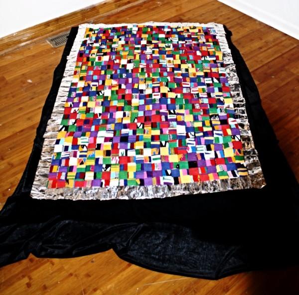 Plain Weave by Peter Meckerman
