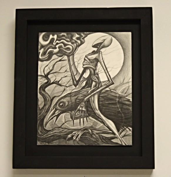 Dark Dreams by Miguel Angel Rangel