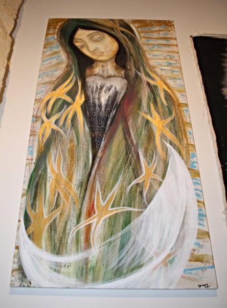 Virgo Maria by Dulce Maria Diaz