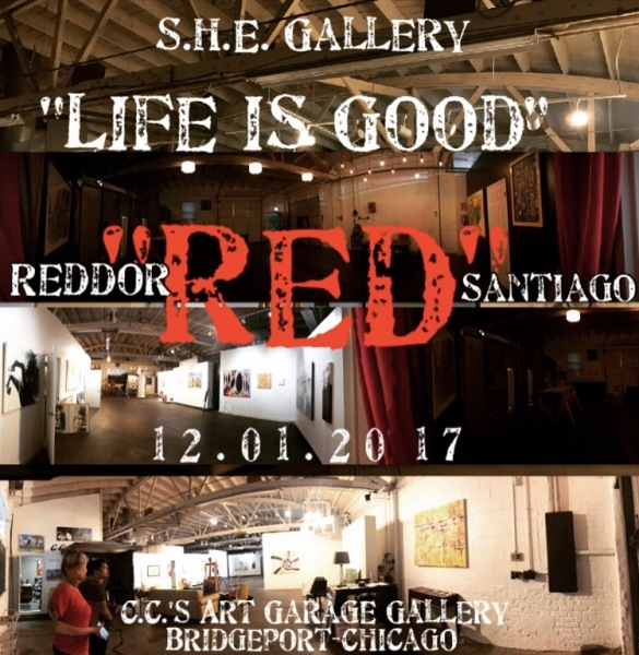 Life is Good Solo Exhibition