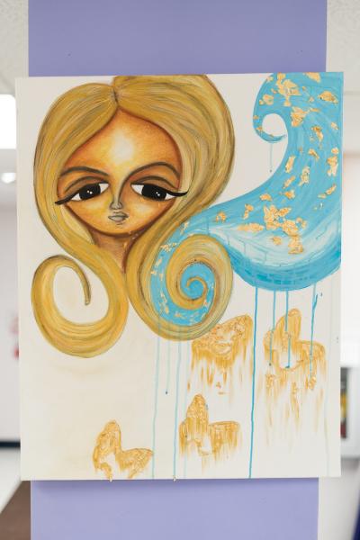 """Mi Maldita Historia: La Mia Tambien"" Art Exhibition w/ Live Poetry"