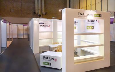 Padders - Naidex NEC, Birmingham