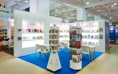 Osprey - London Book Fair, London