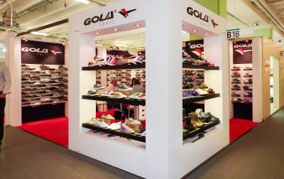 Gola Sport - Expo Riva Schuh, Riva del Garda
