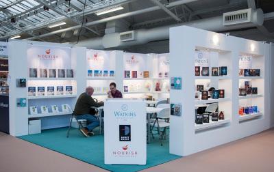Watkins - London Book Fair, London