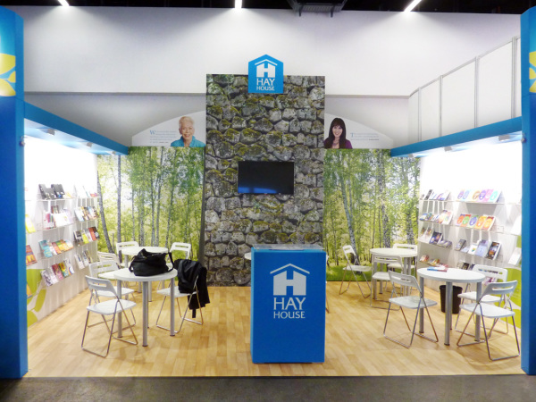 Hay House - Frankfurt Book Fair Oct 2016