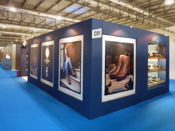 Exhibition Stand Builders Association : Leyshon limited