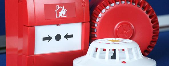 Fire Alarms  Clacton Colchester Essex