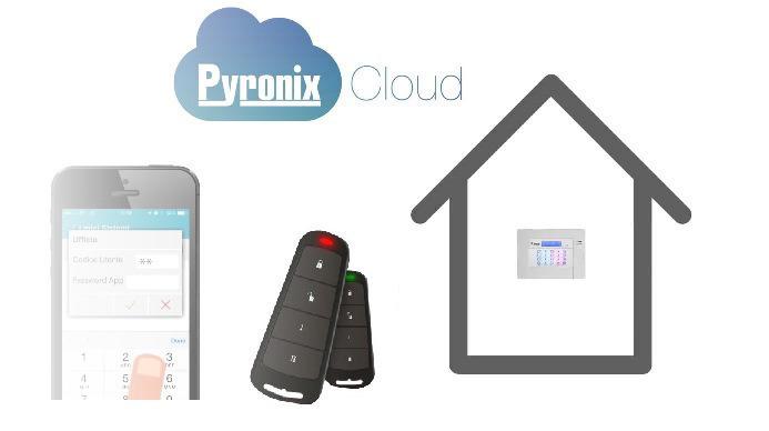 Ryno Pyronix Intruder Burglar Alarm