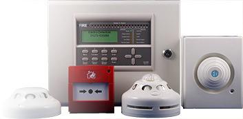 EDA Zerio Wireless Fire Alarm System