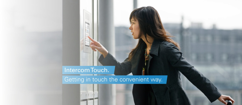 Touch Intercom System